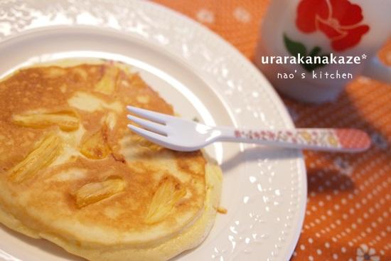 パインパンケーキ