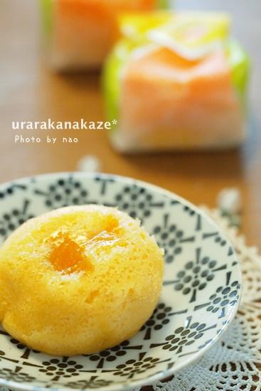 愛媛県のお土産 伊予柑ケーキ