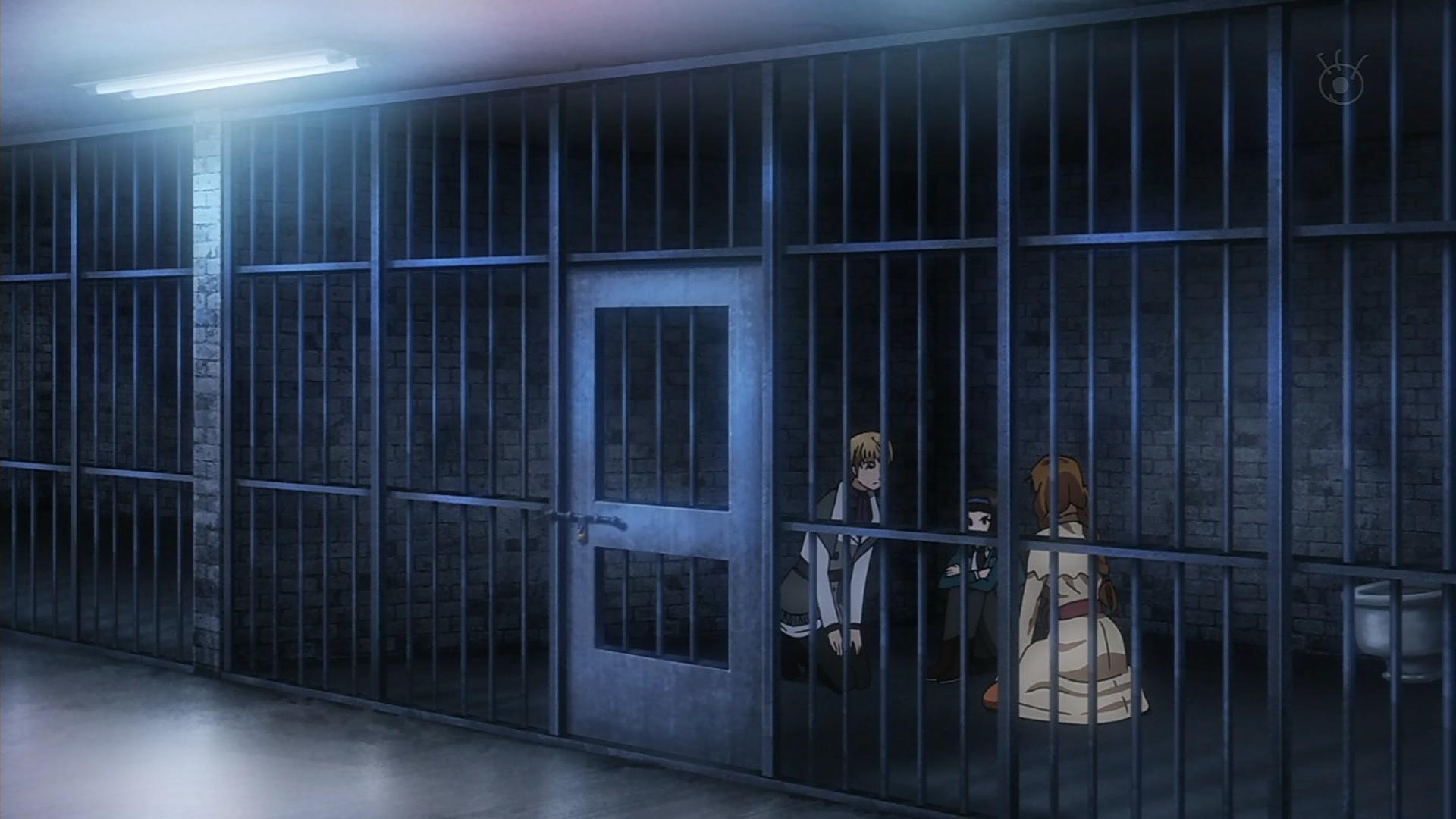 ガリレイドンナ#2 牢獄1