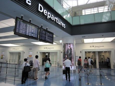 羽田空港から金浦空港へ