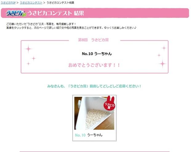 131031☆うさピカ賞-1