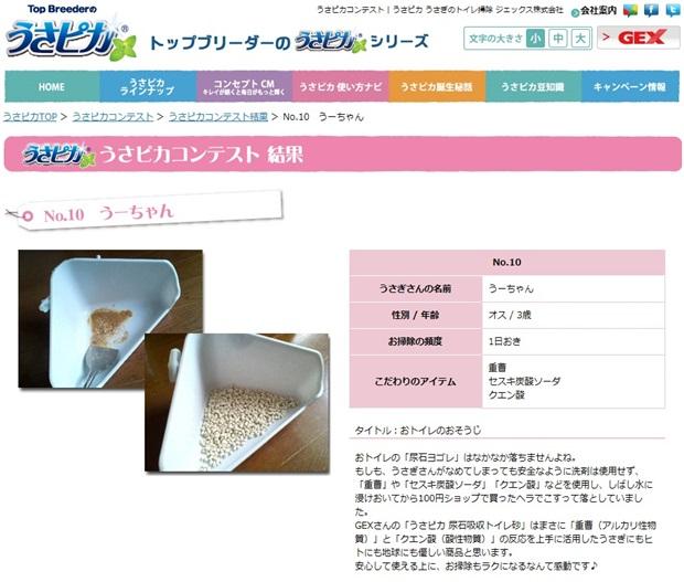 131031☆うさピカ賞-2