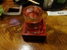 18:22 私 ~ 日本酒・冷 450円