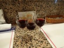 19:43 ハウスワイン フラスコ 赤 360ml 800円