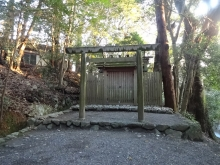 7:30 津長神社(同座 石井神社、新川神社)