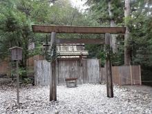 11:46 長由介神社(同座 川島神社)