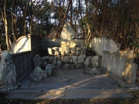 15:35 倭姫の命巡行旧跡の碑