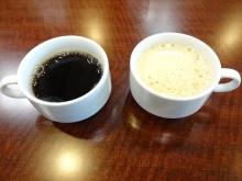 7:12 コーヒーとエスプレッソ?だったかな^_^;