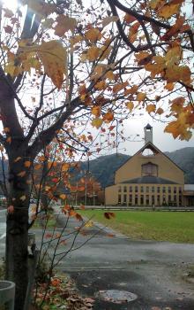 秋 高島公民館