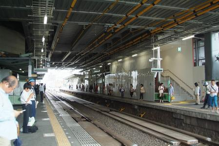 nankai-platform
