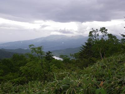 志賀の山々