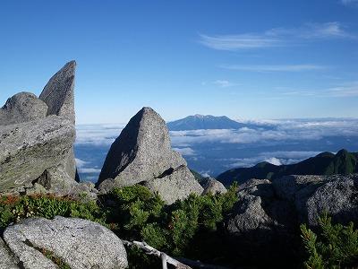 熊沢からの御岳