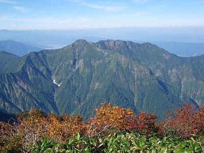 駒から八海山