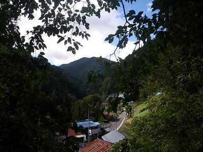 仲ノ平から三頭山