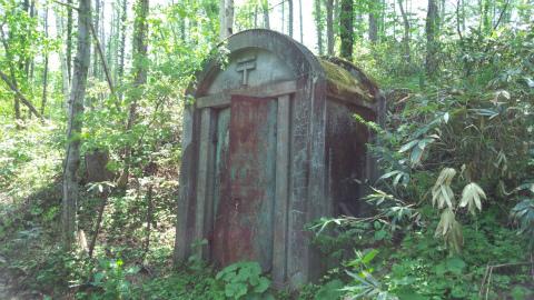郵便小屋3
