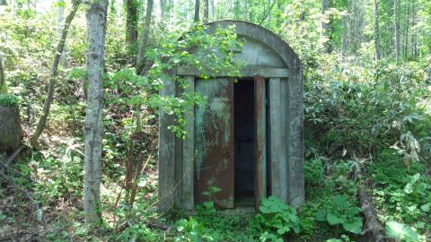 郵便小屋2