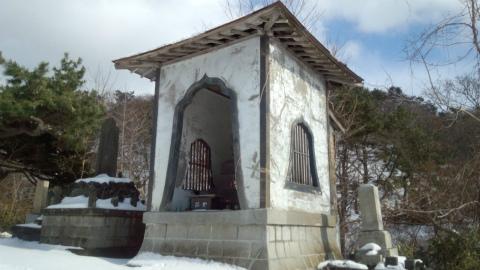 舟見町墓地5
