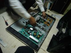テレビ出張修理20130530-2