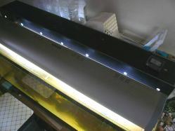水槽照明器具修理20130617-6