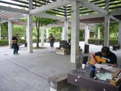 鏡山公園20130630-4