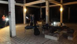 鏡山公園夜間20130830