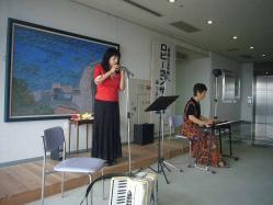 川尻ベイノロホールロビーコンサート20130824