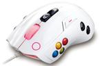 Thermaltake Tt eSPORTS VOLOS Mouse(White)ゲーミングマウス ホワイト 日本正規代理店品 MS193 MO-VLS-WDLOWH-01