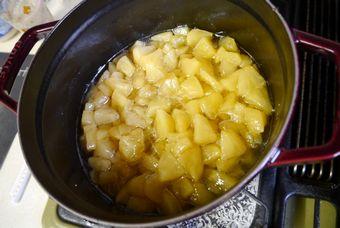 りんご甘煮2
