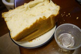 焼き立てパンが