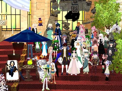 ブロガー 咲季 ラニル 結婚式 9