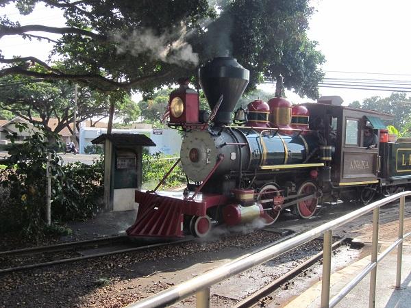 さとうきび列車
