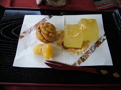 お菓子アラカルト
