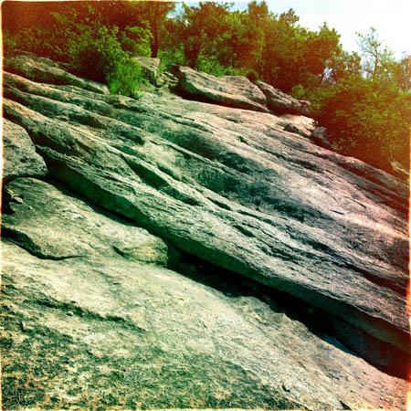 テコンドーで行く播磨アルプス高御位山★登山遠足