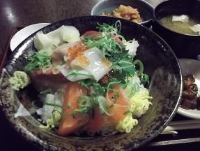北海道海鮮丼2013.12