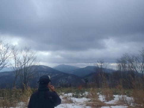 高岳山頂整備ボランテイア 009-001
