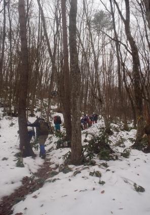 高岳山頂整備ボランテイア 002-001