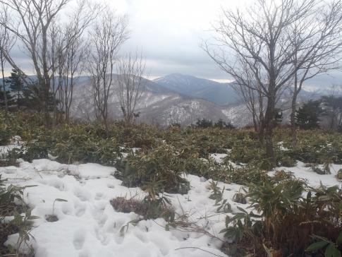高岳山頂整備ボランテイア 019