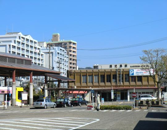 JR鹿児島駅