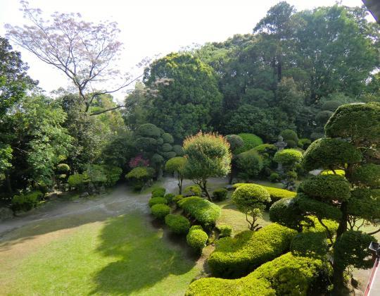 島津邸庭園