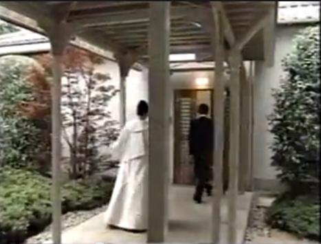 秋篠宮玄関