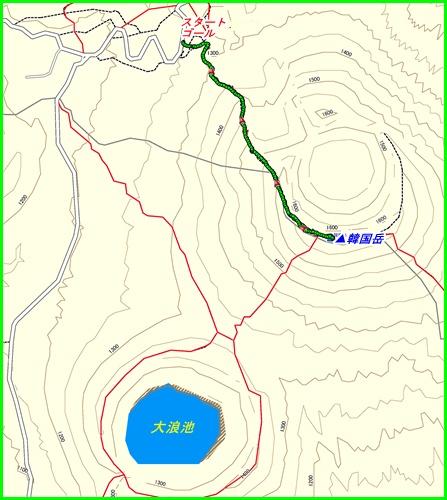 001韓国岳