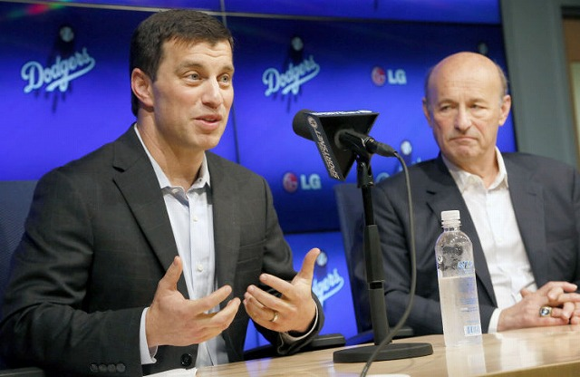 Andrew Friedman Dodgers移籍