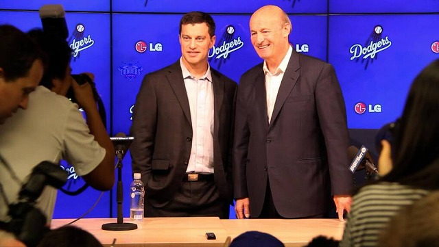 Andrew Friedman Dodgers移籍2