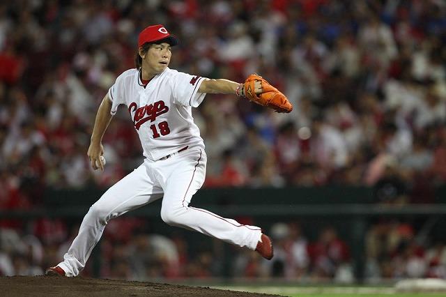 前田健太 2014年日米野球