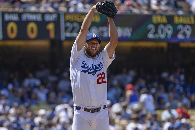 Clayton Kershaw 2014年MVP候補2