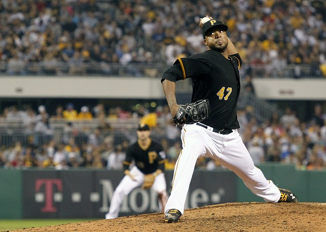 francisco liriano 2014年FA6位2