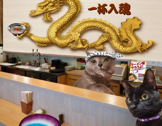 猫ラーメンしゅりっち番外3