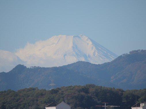富士山PB130088