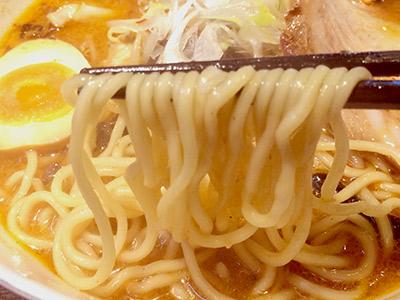 凡の風味噌麺