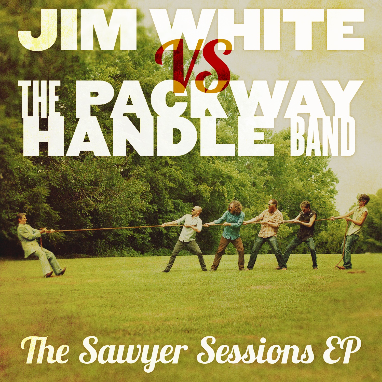 Jim White and Packway Handle Band